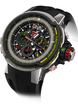 AUTOMATIC AVIATION E6-B FLYBACK CHRONOGRAPH