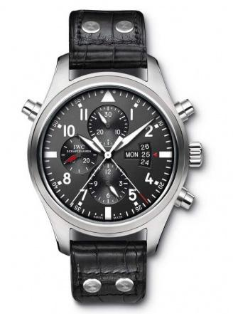 DOUBLE CHRONOGRAPH