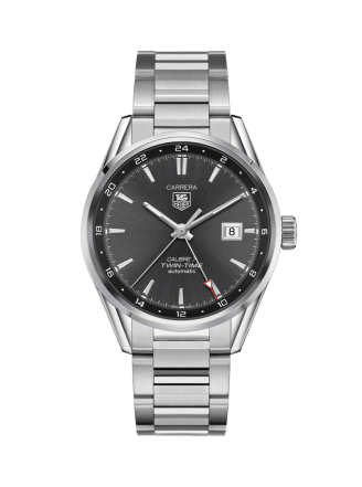 AUTOMATIC TWIN TIME 41MM