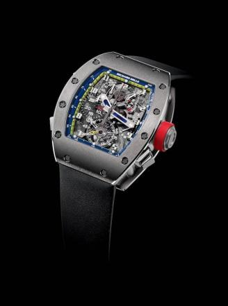 TOURBILLON CHRONOGRAPH FELIPE MASSA