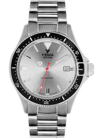 SILVER AUTOMATIC
