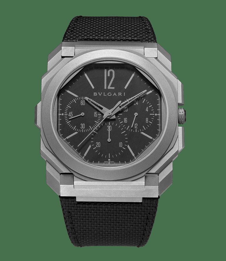 BULGARI OCTO FINISSIMO 42mm 103371 Grey
