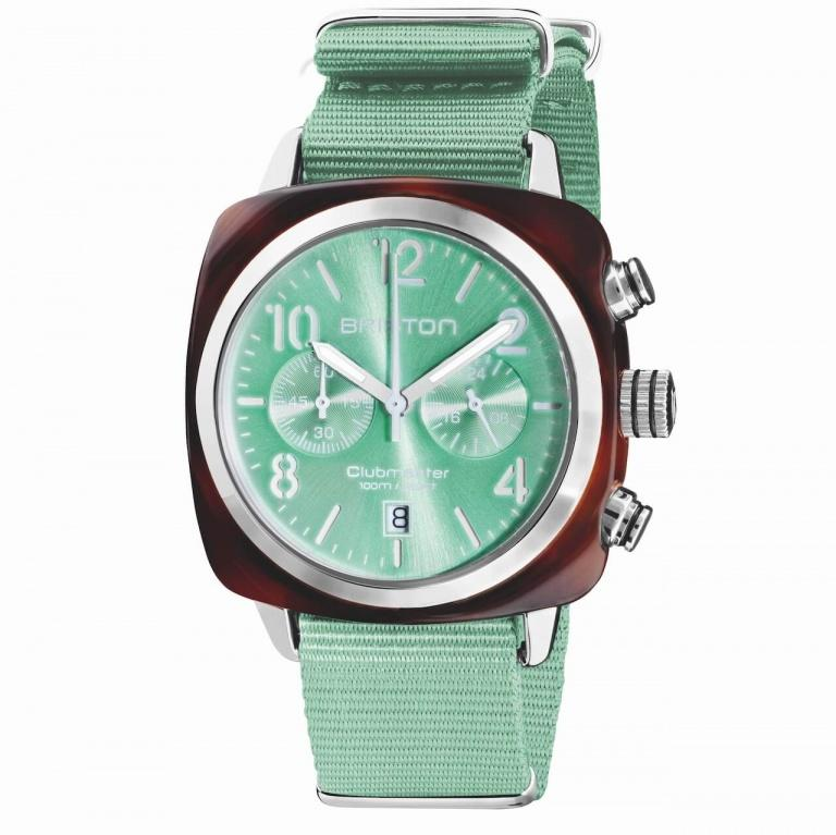 BRISTON CLUBMASTER CLASSIC PANTONE STEEL 40mm 19140.SA-T.29.NGW-Q Other