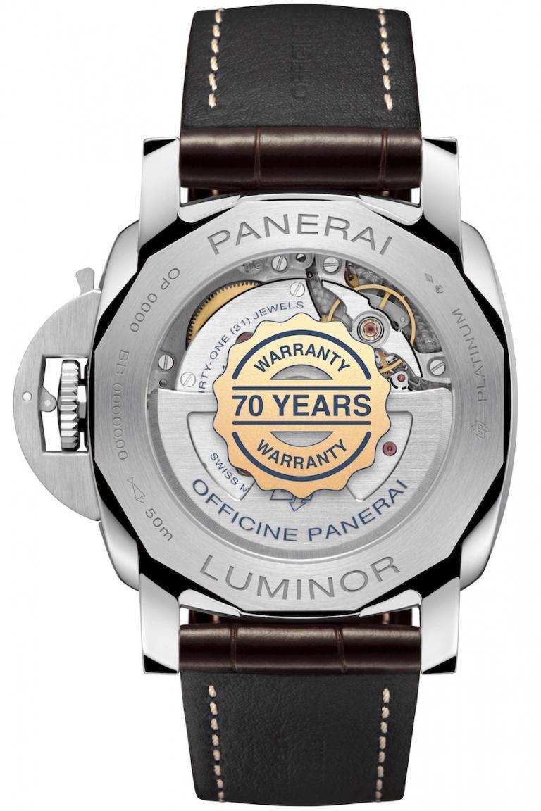 PANERAI LUMINOR MARINA 3 DAYS AUTOMATIC 44mm PAM01116 Other