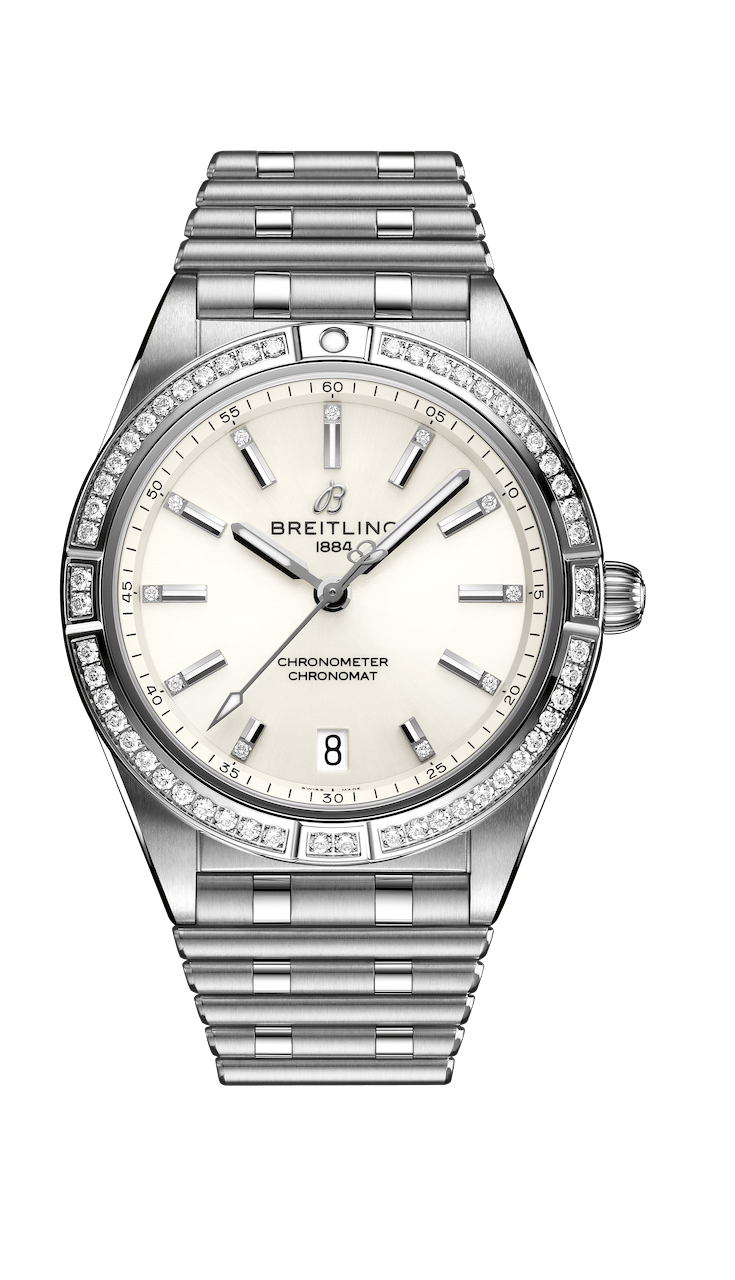 BREITLING CHRONOMAT AUTOMATIC 36 36mm A10380591A1A1 White