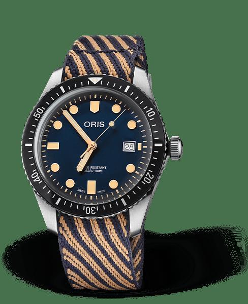 ORIS DIVERS SIXTY-FIVE 42mm 42mm 01 733 7720 4035-07 5 21 13 Blue