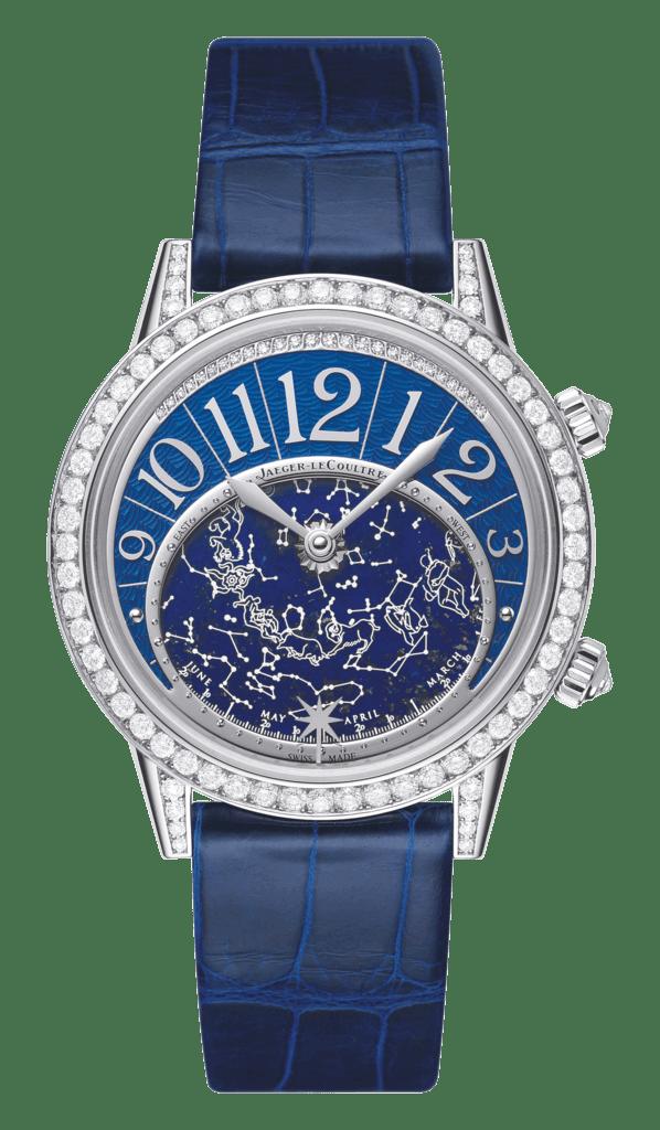 JAEGER-LECOULTRE RENDEZ-VOUS CELESTIAL 37.5mm 3483590 Blue