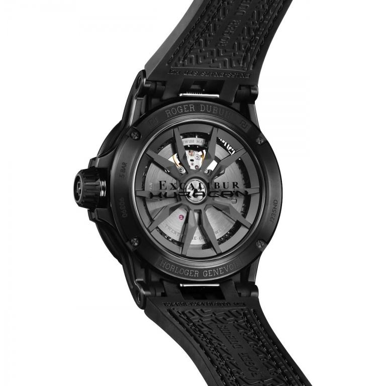 ROGER DUBUIS EXCALIBUR HURACAN 45mm RDDBEX0829 Squelette