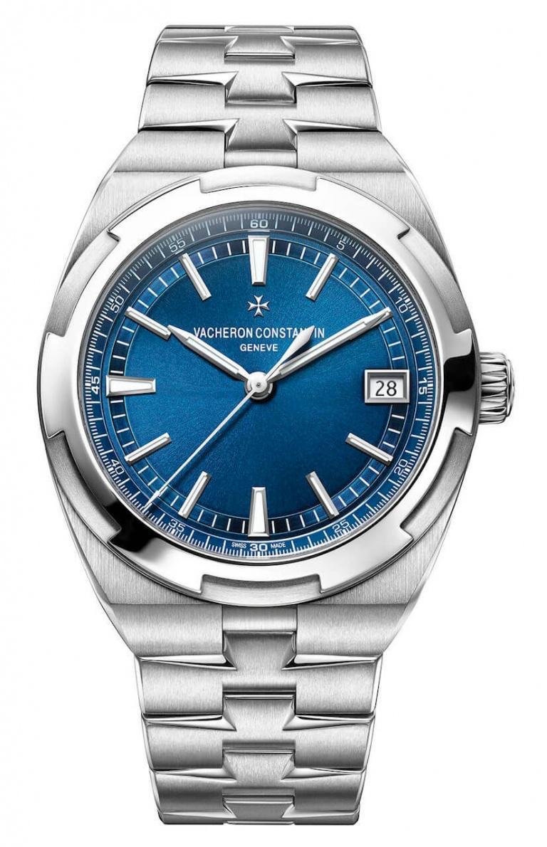 VACHERON CONSTANTIN OVERSEAS ULTRA THIN 40mm 4500V/110A-B128 Blue