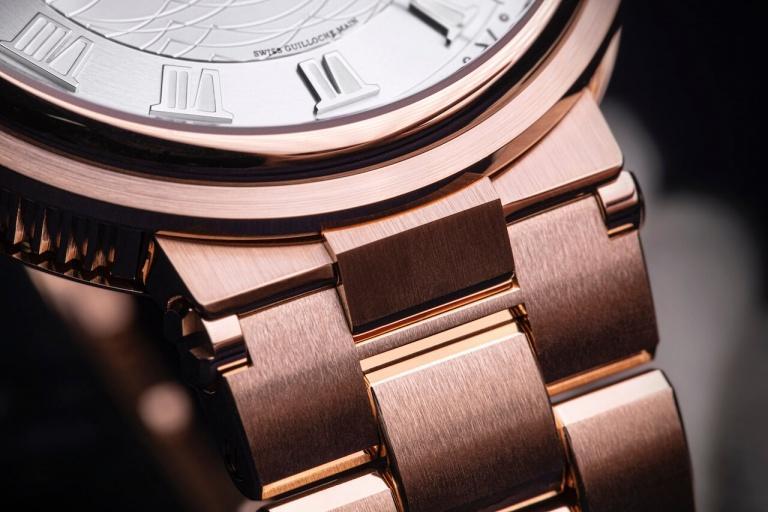 BREGUET MARINE 5517 40mm 5517BR/12/RZ0 Blanc