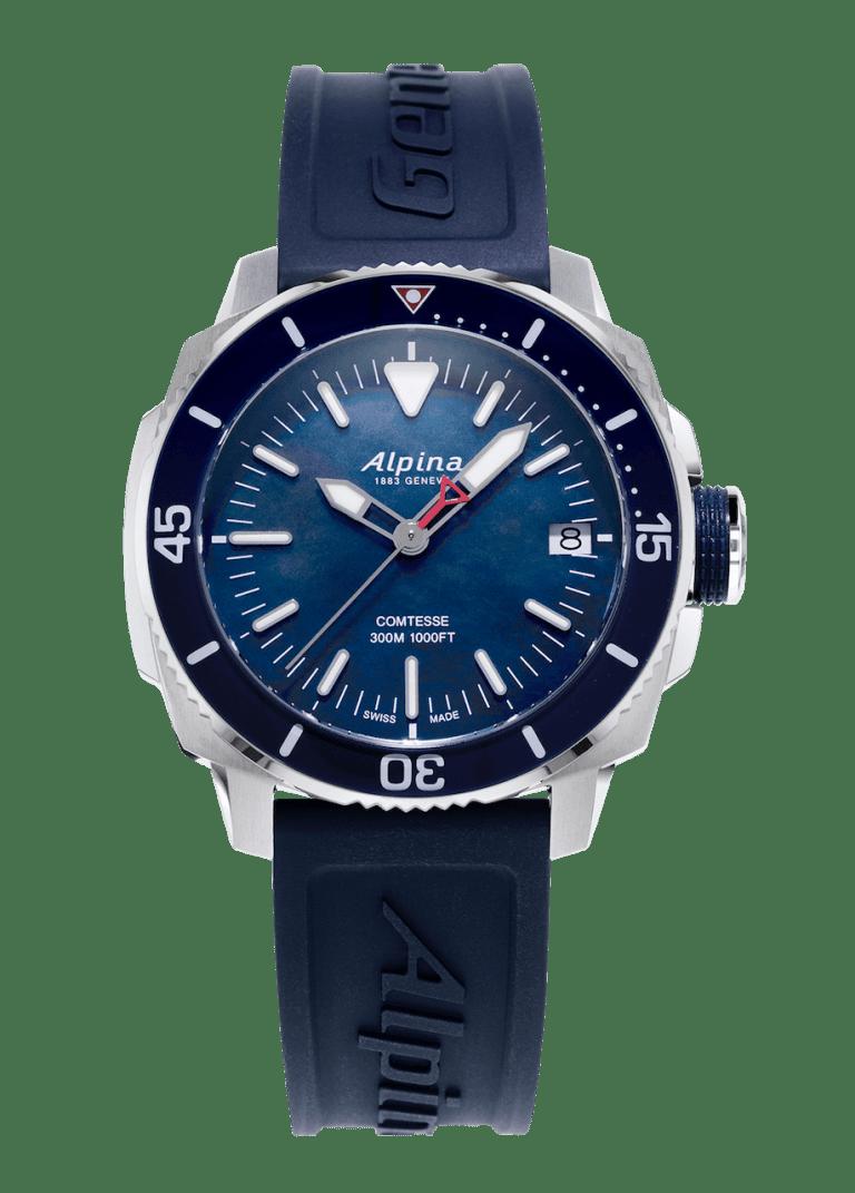ALPINA SEASTRONG COMTESSE 34mm AL-240MPN2VC6 Blue