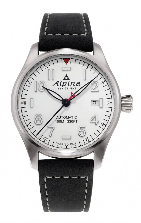 ALPINA STARTIMER PILOT AUTOMATIC 40mm AL-525S3S6 White