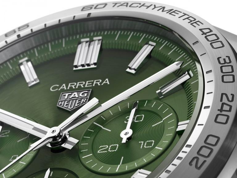 TAG HEUER CARRERA CHRONOGRAPH AUTOMATIC 44mm CBN2A10.BA0643 Autres