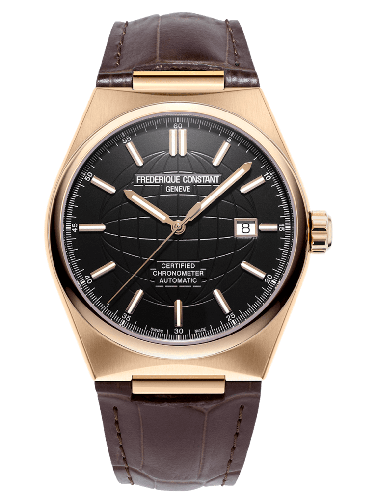 FREDERIQUE CONSTANT HIGHLIFE AUTOMATIC COSC 41mm FC-303B4NH4 Noir