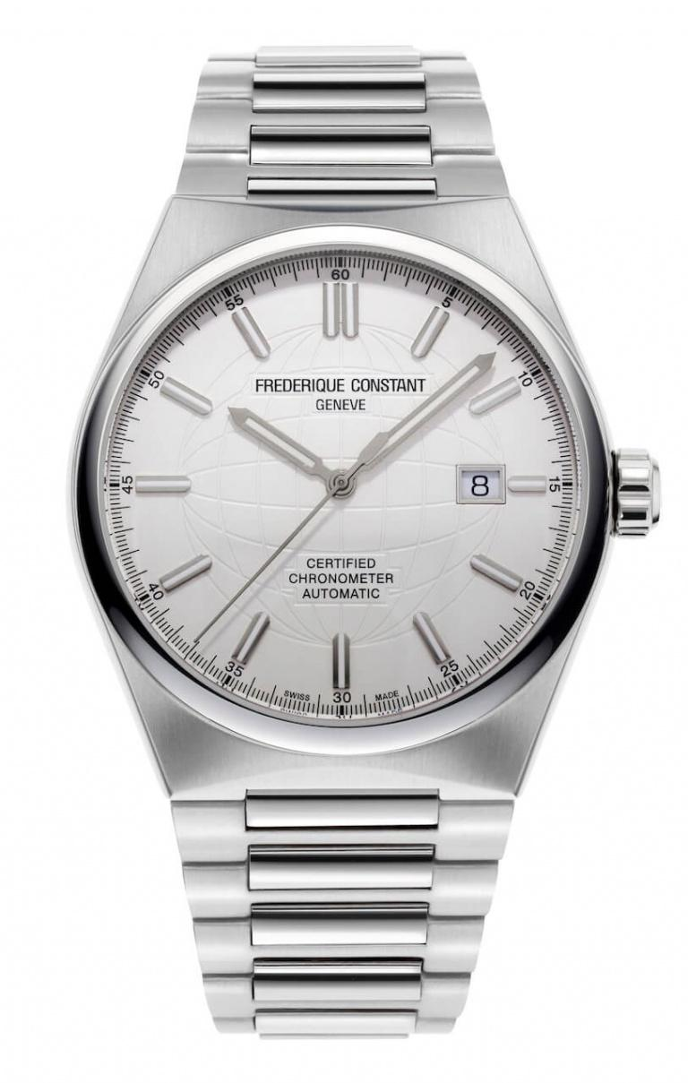 FREDERIQUE CONSTANT HIGHLIFE AUTOMATIC COSC 41mm FC-303S4NH6B Blanc