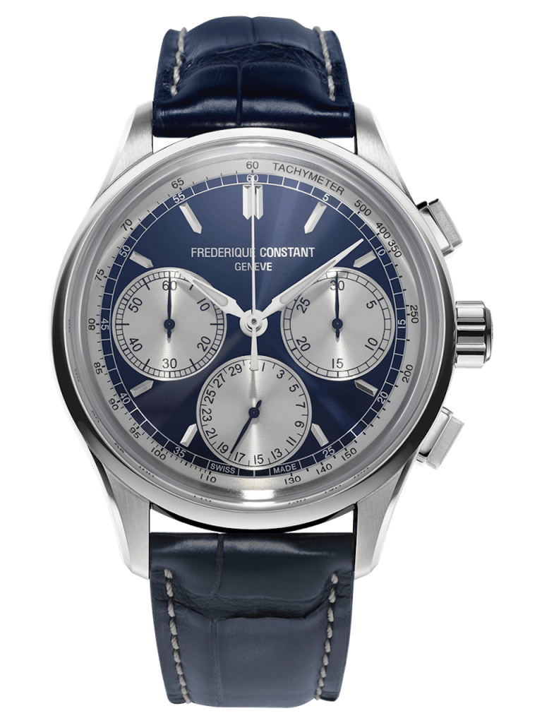 FREDERIQUE CONSTANT MANUFACTURE FLYBACK CHRONOGRAPH 42mm FC-760NS4H6 Blue