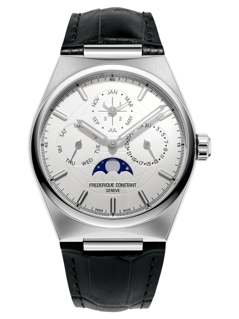 FREDERIQUE CONSTANT HIGHLIFE PERPETUAL CALENDAR MANUFACTURE 41mm FC-775S4NH6 White