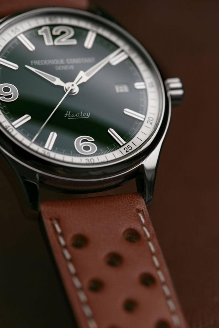 FREDERIQUE CONSTANT VINTAGE RALLY HEALEY AUTOMATIC 40mm FC-303HGRS5B6 Other