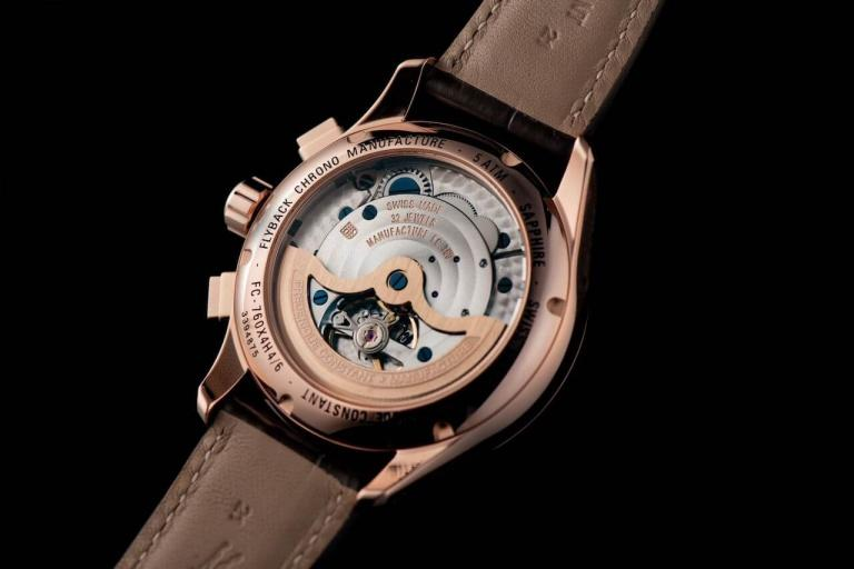 FREDERIQUE CONSTANT MANUFACTURE FLYBACK CHRONOGRAPH 42mm FC-760CHC4H4 Brown