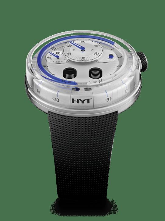 HYT H0 SILVER 48.8mm 048-TT-91-BF-RU Grey