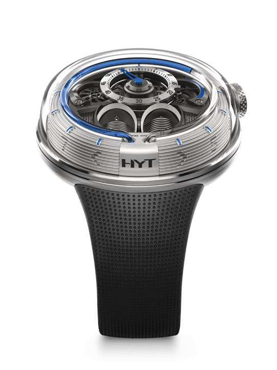 HYT H1.0 BLUE 48.8mm H02023 Blue