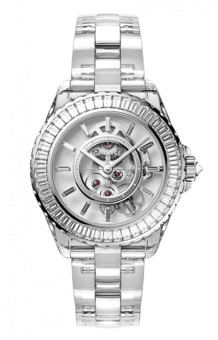 CHANEL J12 X-RAY 38mm H6249 Squelette