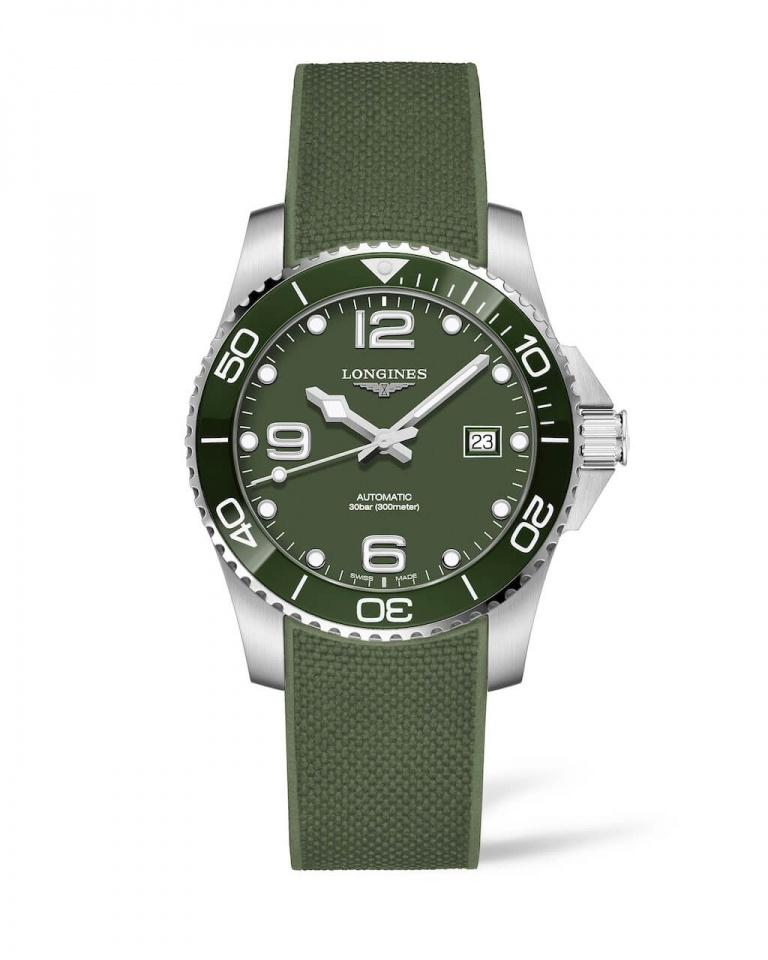 LONGINES SPORT HYDROCONQUEST 41MM 41mm L3.781.4.06.6/9 Other