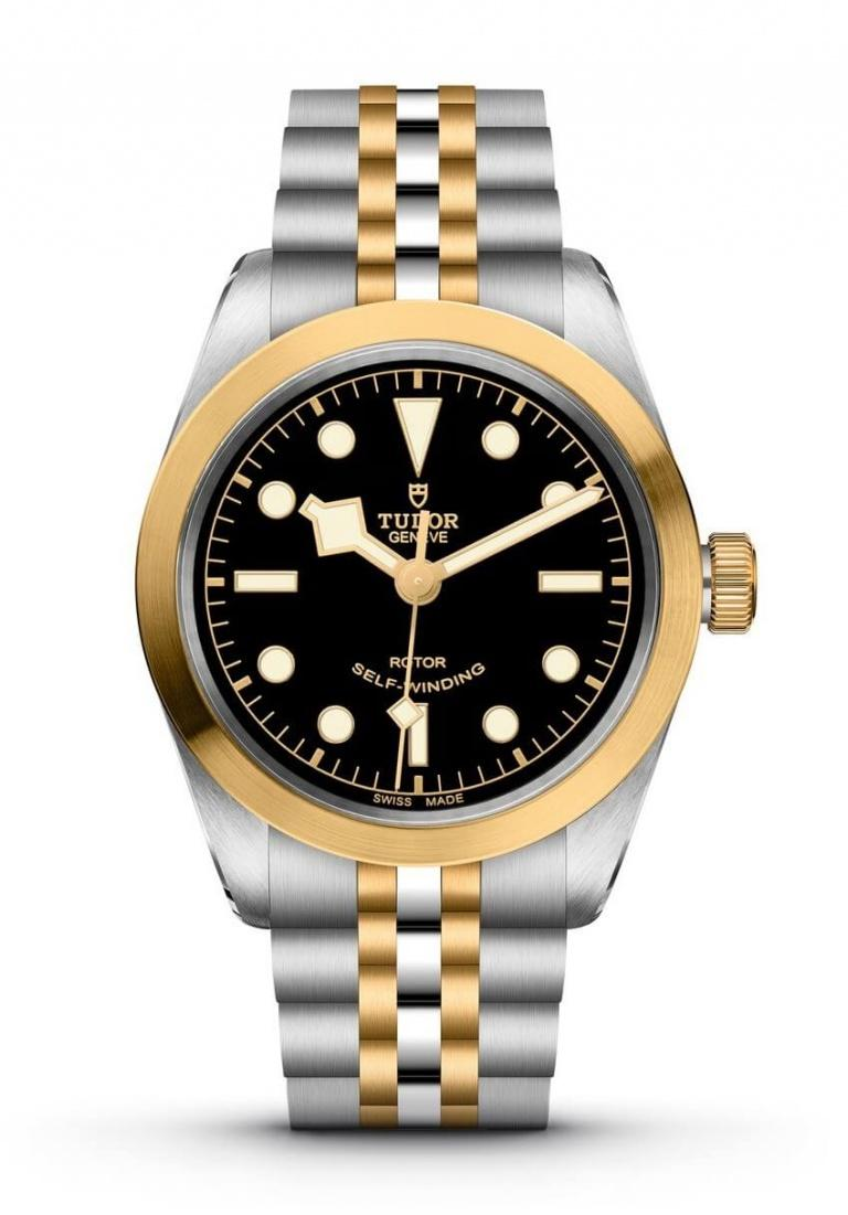 TUDOR BLACK BAY 36MM S&G 36mm M79503-0001 Black