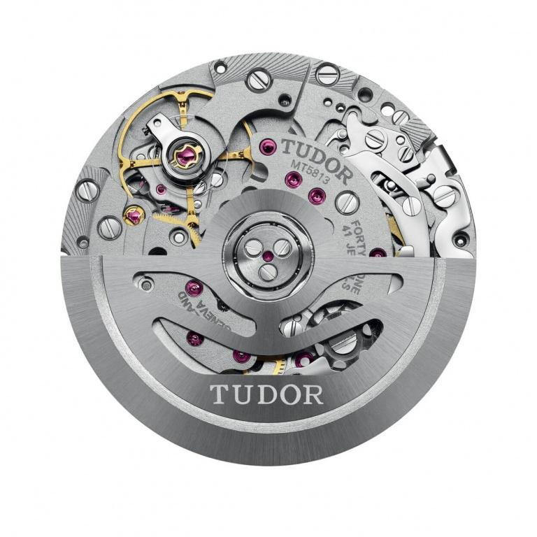 TUDOR BLACK BAY CHRONO S&G 41mm M79363N-0002 Noir