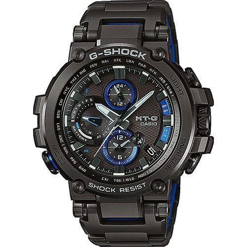 CASIO G-SHOCK MT-G 51mm MTG-B1000BD-1AER Black