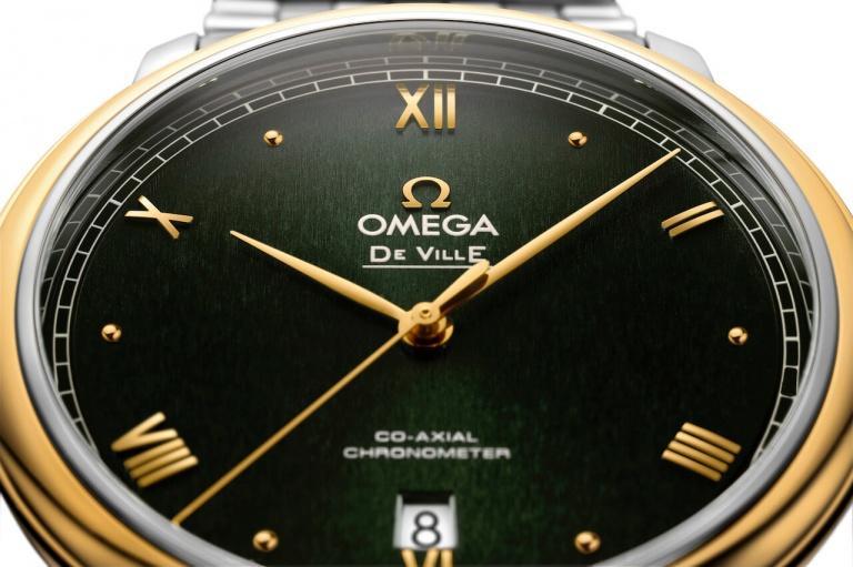 OMEGA DE VILLE PRESTIGE 39,5MM 39.5mm 424-20-40-20-10-001 Other