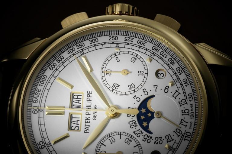 PATEK PHILIPPE GRANDES COMPLICATIONS 5270J 41mm 5270J-001 White