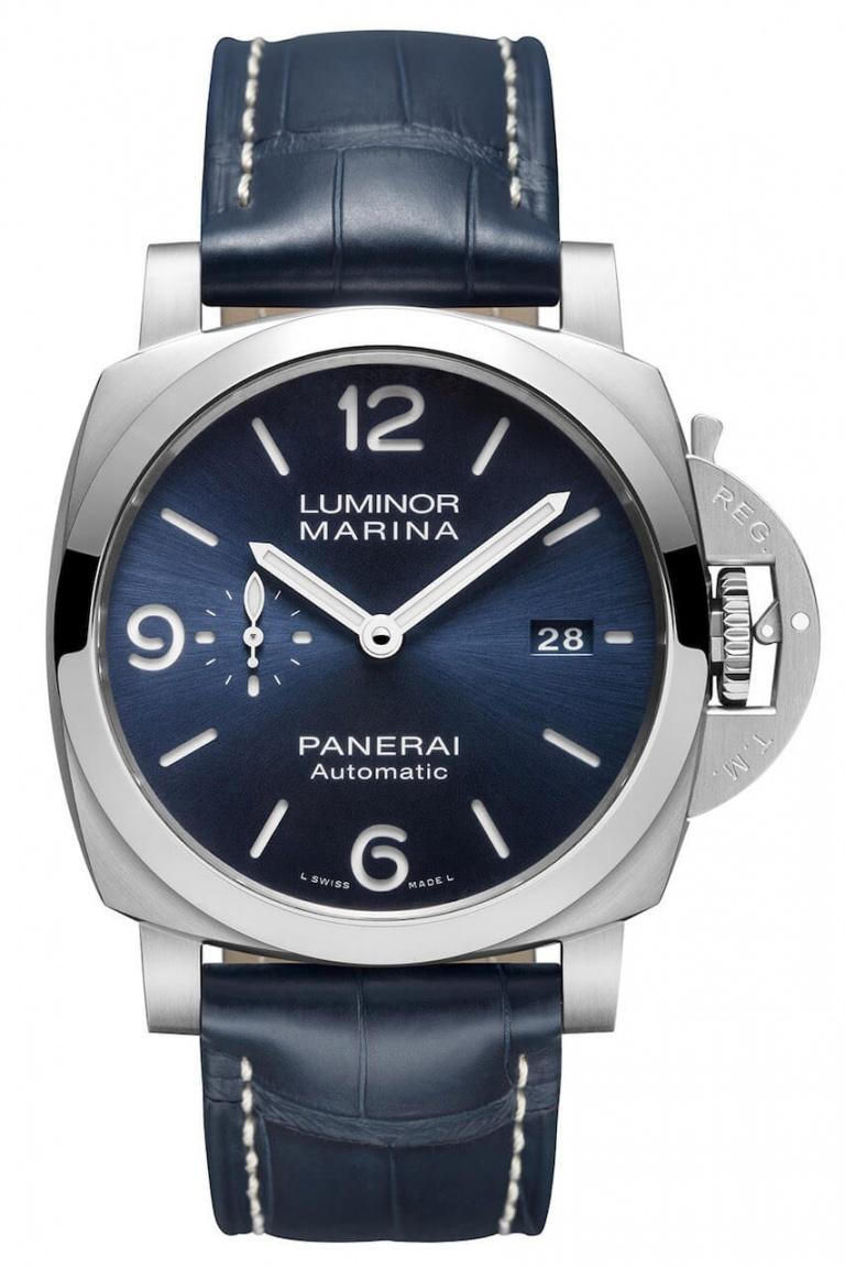 PANERAI LUMINOR MARINA 3 DAYS AUTOMATIC 44mm PAM01313 Bleu