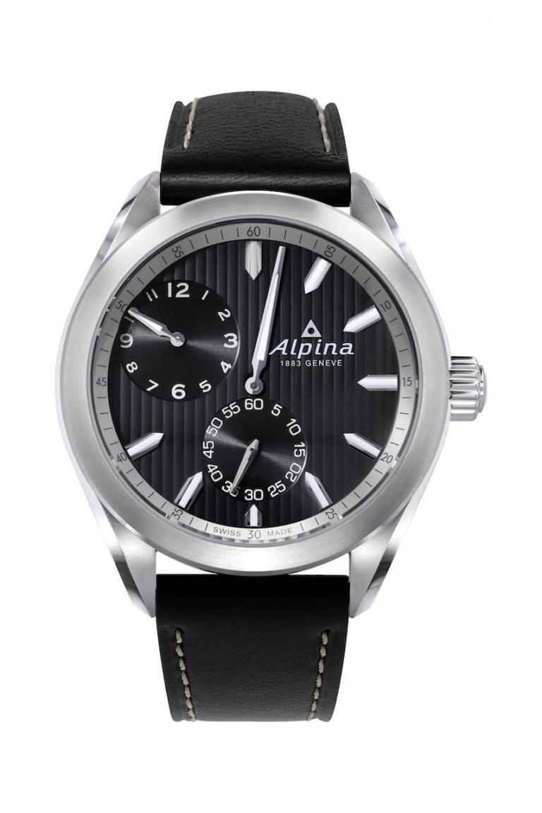 ALPINA ALPINER REGULATOR AUTOMATIC 45mm AL-650BBS5E6 Noir