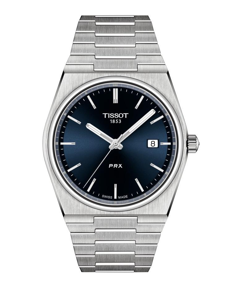 TISSOT T-CLASSIC PRX QUARTZ 40mm T137.410.11.041.00 Blue