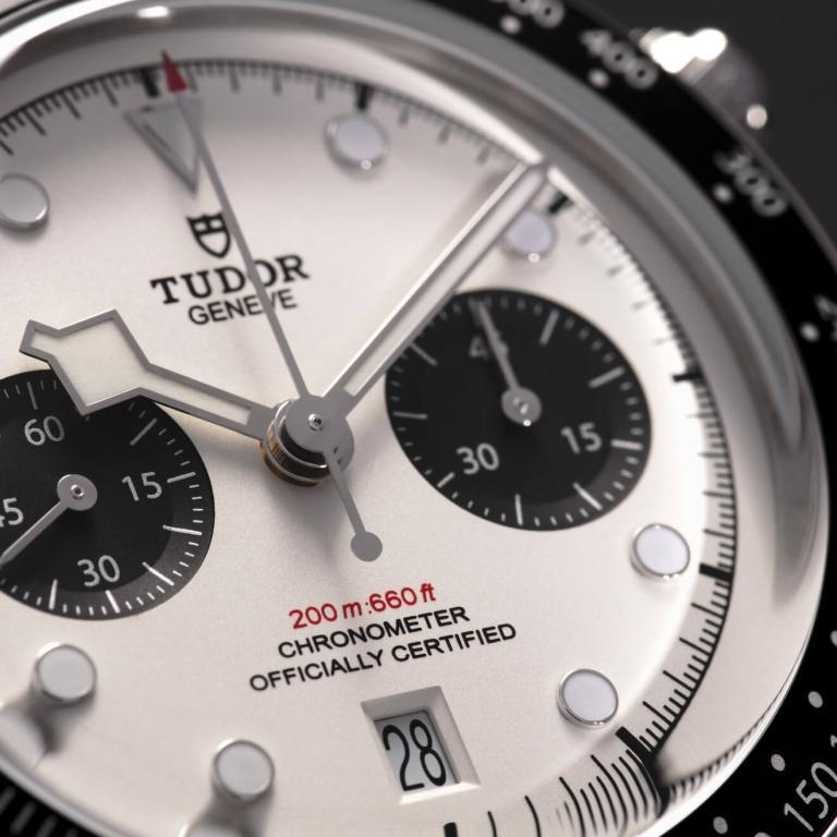 TUDOR BLACK BAY CHRONO 41mm M79360N-0008 Blanc