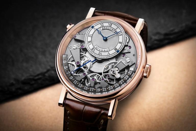 BREGUET TRADITION 7597 40mm 7597BR/G1/9WU Silver