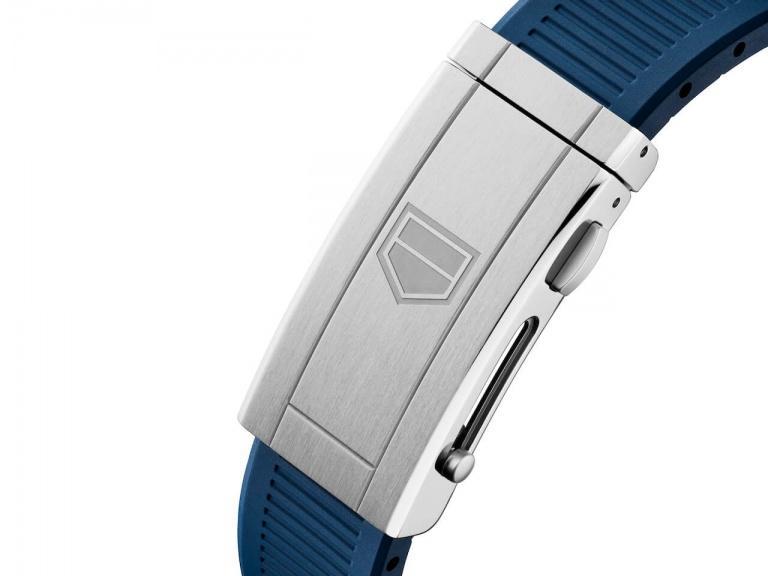 TAG HEUER AQUARACER AUTOMATIC 43MM 43mm WBP201B.FT6198 Blue