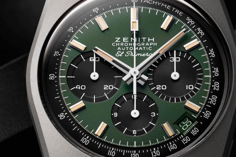 ZENITH CHRONOMASTER EL PRIMERO A384 REVIVAL 37mm 97.T384.400.57.C856 Other