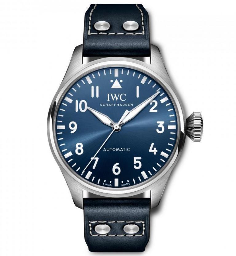 IWC AVIATEUR BIG PILOT 43mm IW329303 Blue