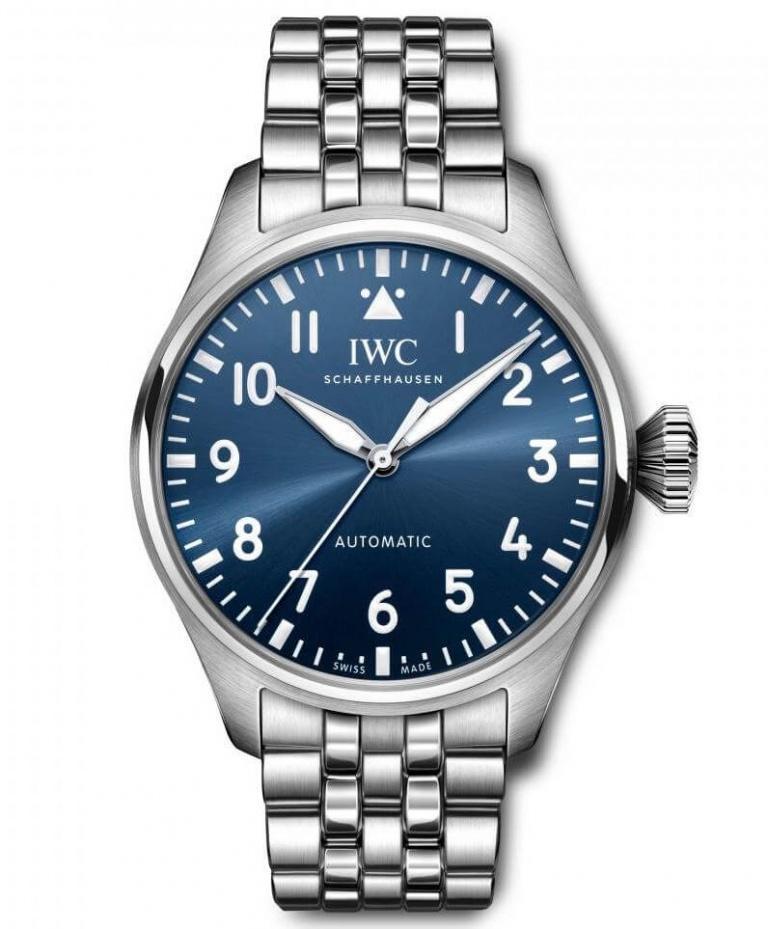 IWC AVIATEUR BIG PILOT 43mm IW329304 Bleu
