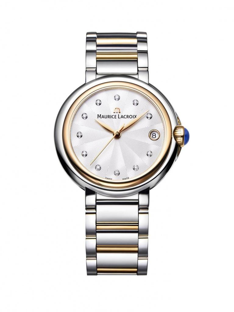 MAURICE LACROIX FIABA DATE 32MM 32mm FA1004-PVP13-150-1 White