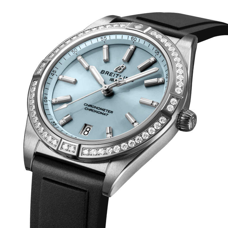 BREITLING CHRONOMAT AUTOMATIC 36 36mm G10380591C1S1 Blue