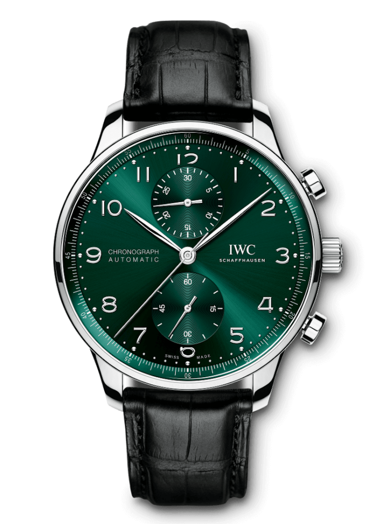 IWC PORTUGIESER CHRONOGRAPH MANUFACTURE 41mm IW371615 Autres