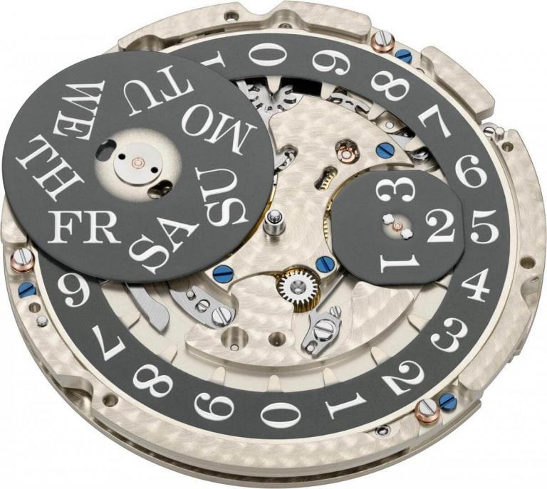 A. LANGE & SOHNE ODYSSEUS DATOMATIC 40.5mm 363.068 Gris