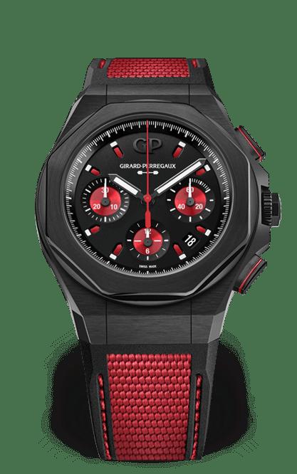 GIRARD-PERREGAUX LAUREATO ABSOLUTE CHRONOGRAPH 44mm 81060-21-692-FH6A Noir