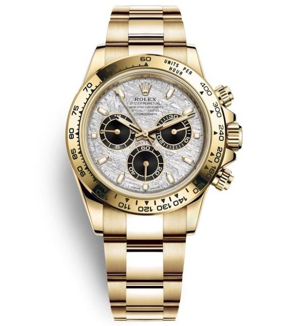 ROLEX OYSTER PERPETUAL COSMOGRAPH DAYTONA 40mm 116508 Silver