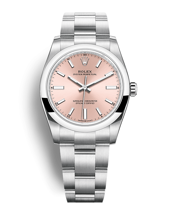 ROLEX OYSTER PERPETUAL OYSTER PERPETUAL 34 34mm 124200 Other