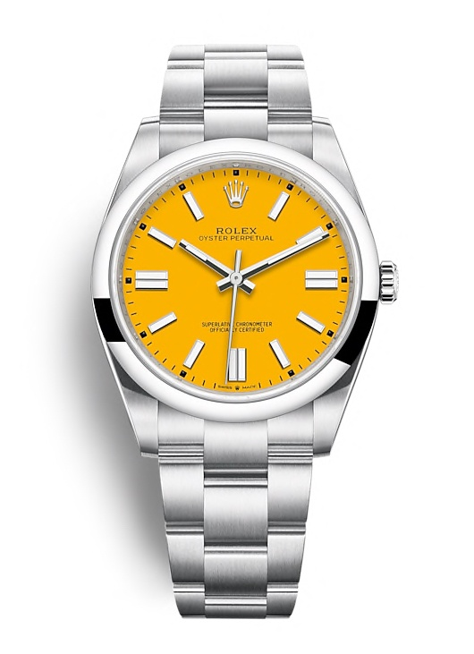 ROLEX OYSTER PERPETUAL OYSTER PERPETUAL 41 41mm 124300 Autres