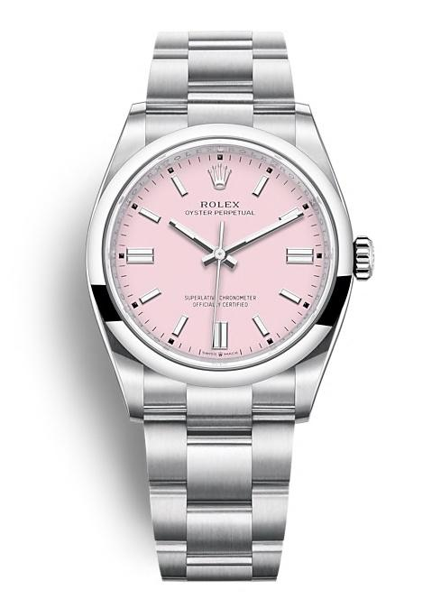 ROLEX OYSTER PERPETUAL OYSTER PERPETUAL 36 36mm 126000 Autres